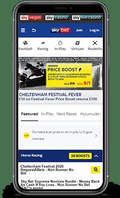 Sky Bet Sportsbook Review 2021