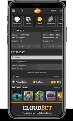 Cloudbet Sportsbook Review 2021 - Safe Bitcoin Gambling